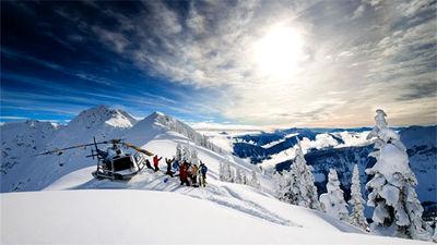 惠斯勒滑雪