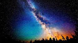 贾斯珀国家公园夜观纯净星空