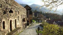 """""""亚美尼亚的瑞士""""小城迪利然"""