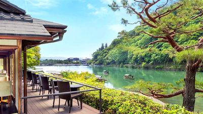 京都翠岚茶寮八翠咖啡厅