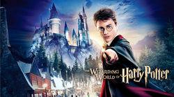 哈利波特魔法城堡