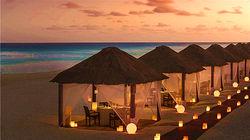 沙滩烛光·浪漫加勒比