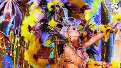 世界第二大狂欢节