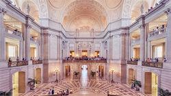探访玛丽莲·梦露的婚礼场地-旧金山市政厅