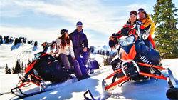 惠斯勒摩托滑雪