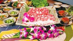 石垣牛料理