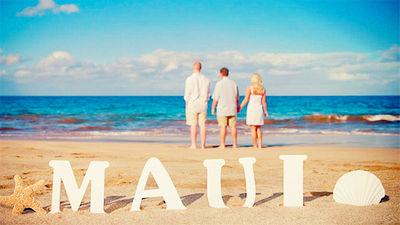 夏威夷最浪漫岛屿---茂宜岛