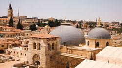 耶路撒冷老城风光