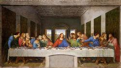 达芬奇真迹·最后的晚餐