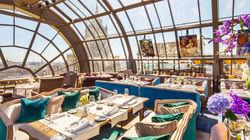 世界50佳餐厅 享莫斯科城景