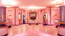 明星博物馆——玛丽莲·梦露化妆间
