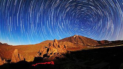 世界最佳观星胜地--加纳利群岛