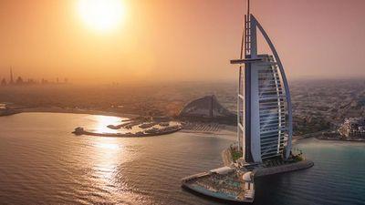 迪拜七星帆船酒店 Burj Al Arab