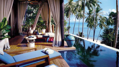 泰国苏梅岛四季酒店