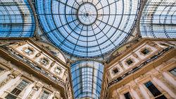 购物天堂-埃马努埃莱二世拱廊