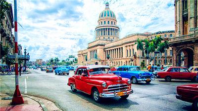 古巴情怀 流金岁月
