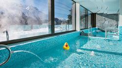 酒店泳池及SPA设施
