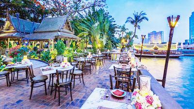 泰国曼谷半岛酒店
