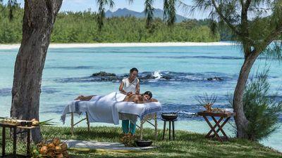 Spa Massage (Outdoor)