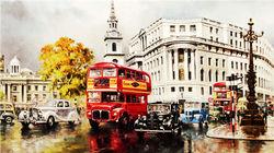 英国观光巴士
