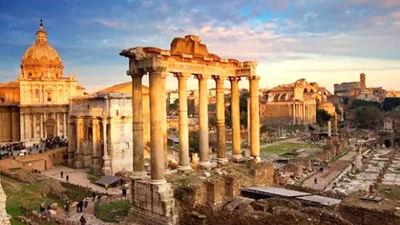 古罗马遗址