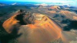 兰萨罗特岛-火山口