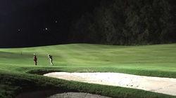 夜场高尔夫