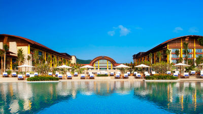 三亚瑞吉度假酒店