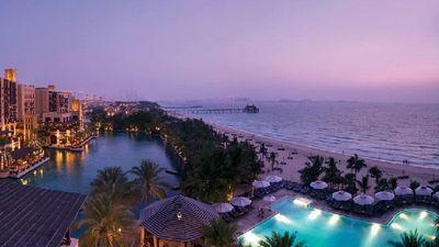 运河酒店海滨休闲