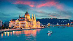 布达佩斯之夜