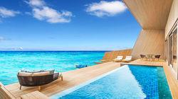 St. Regis-Overwater Villa with Pool
