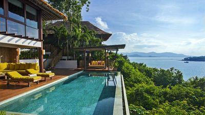 The Retreat exterior