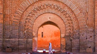 红色皇城马拉喀什