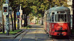 维也纳街头日常