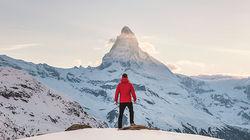 瑞士人心中的最著名山峰