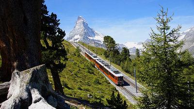戈尔纳格拉特小火车