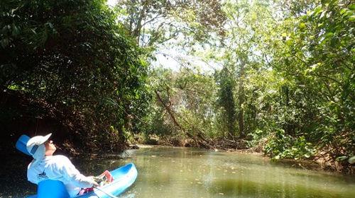 泰国甲米兰塔岛+红树林皮划艇照度一日游【趣灯光v照度台球海钓图片