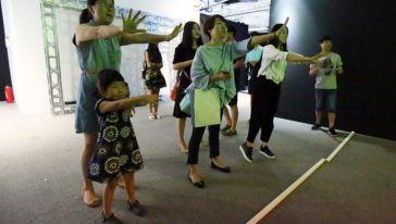 青岛魔法美术馆像素森林_青岛万象好玩之魔法美术馆健康资讯莱芜信息