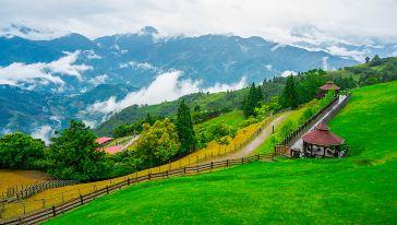 【亲子·自然】清境农场 青青草原 小瑞士花园 奥万大