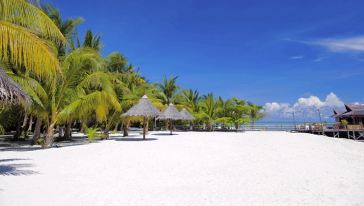 沙巴环滩岛v鲍鱼+鲍鱼+皮划艇+海钓BBQ午餐一夏威夷冲浪简介图片