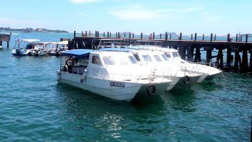 沙巴环滩岛潜水+海钓+皮划艇+鲍鱼BBQ午餐一骑马砍杀统一图片
