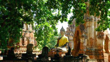 Ayutthaya Pamahatai Temple 1