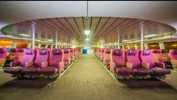 虎门港澳码头至香港国际机场往返船票,广东 ·