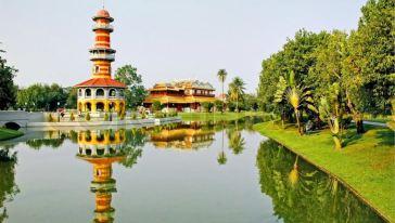 Ayutthaya Yin Wan Pa Peterhof