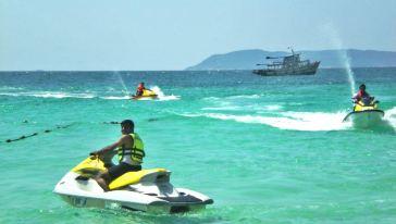 Pattaya motorboat