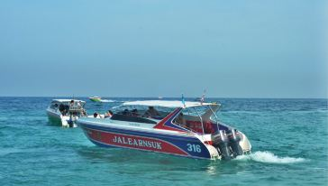 Pattaya speedboat 1