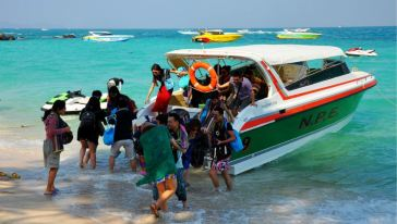 Pattaya boats