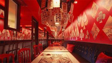上海爱丽丝主题餐厅上海漫威主题餐厅图片15