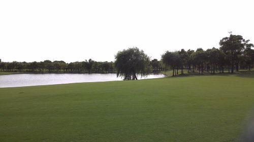 球场介绍 苏州中兴高尔夫球场是世界著名球星和球场