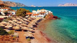 爱琴海乡村海滩